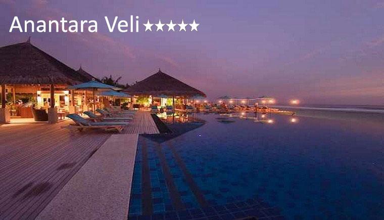 La mejores ofertas en anantara veli maldivas tu viaje a for El mejor hotel de islas maldivas